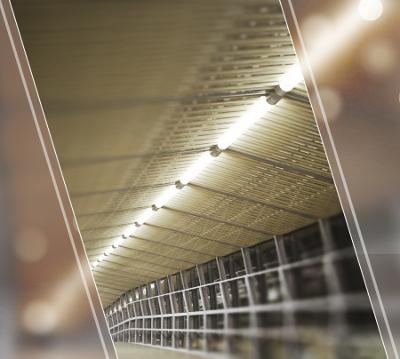 Экономные светодиодные светильники для ЖКХ